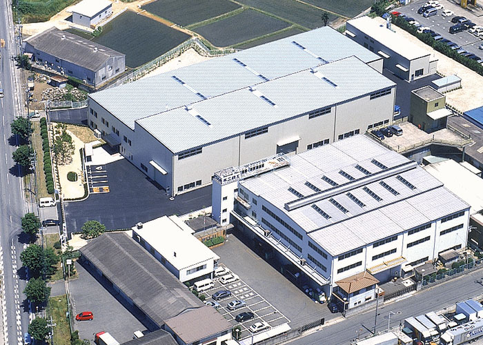 FUJI TEKKO CO., LTD Head Office & Katano Factory, 2nd katano Factory